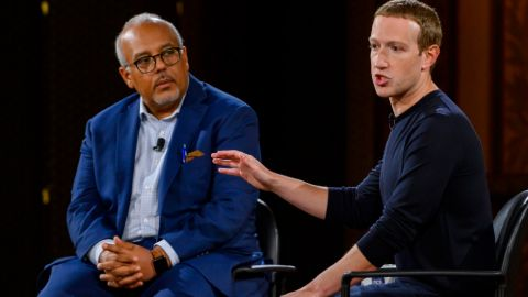 Mark Zuckerberg Addresses Students at Georgetown Event Kicking Off New Series.