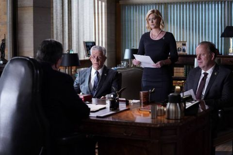 Snip from an episode from Blue Bloods.
