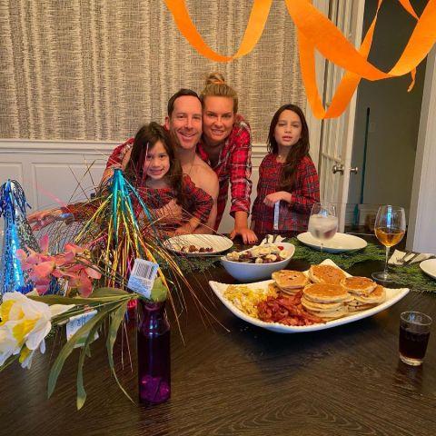 A photo of Jason's birthday.