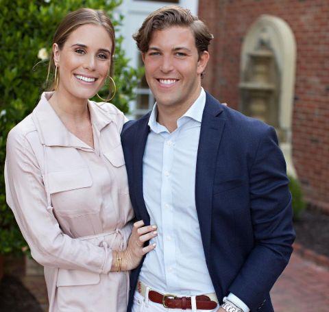 Natalie Buck with Her Boyfriend.