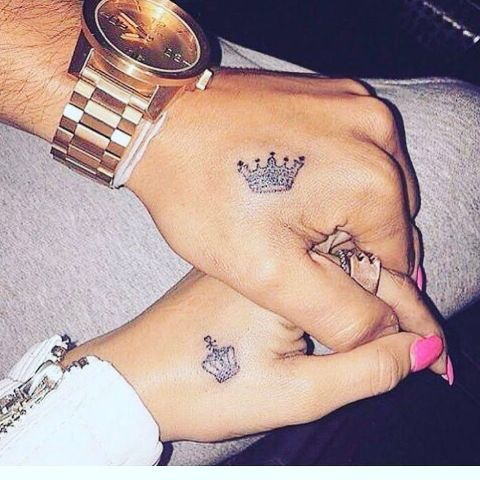 Mireddys Gonzalez and Daddy Yankee's Matching Tattoos.