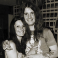 Thelma Riley and her ex-husband, Ozzy Osbourne