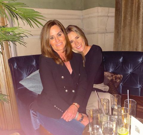 A photo of Ann Archambault and Natalie Buck.