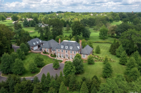 A look at Joe and Michelle Beisner-Buck's new house.