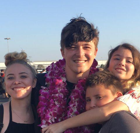Troy Dendekker's kids.